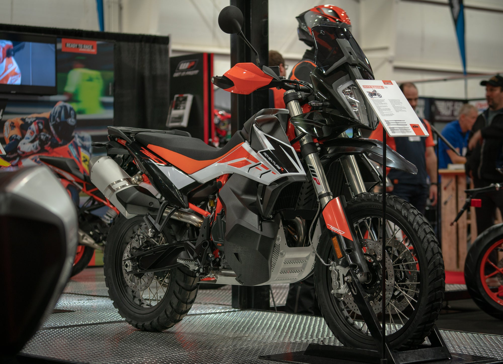2019 KTM 790 Adventure R Pricing