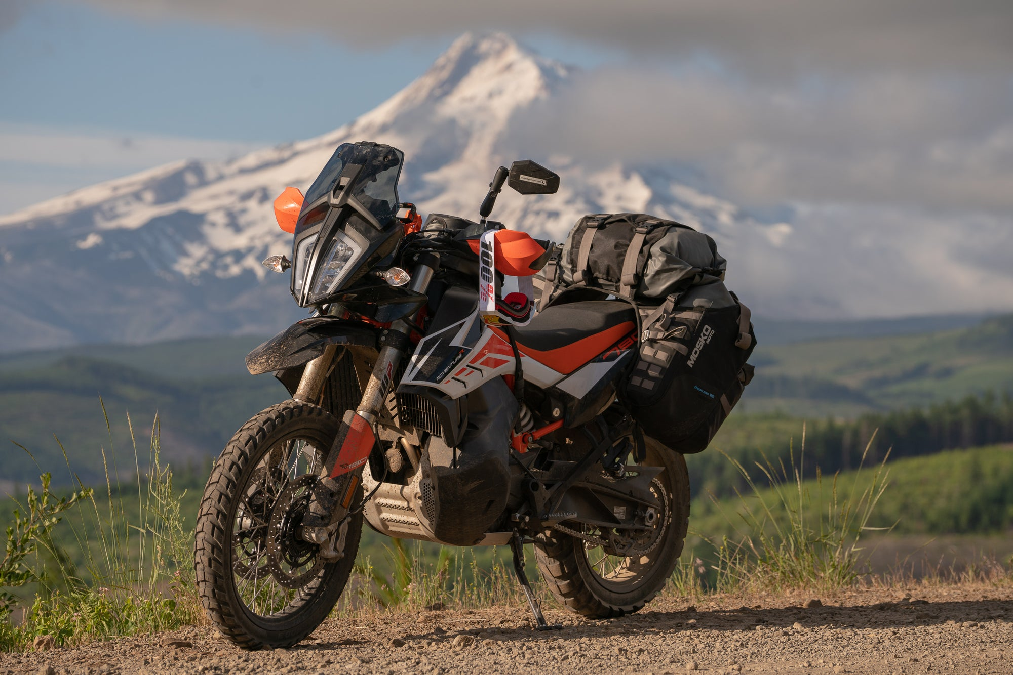 How To: KTM 790 Adventure/ Adventure R Oil Change