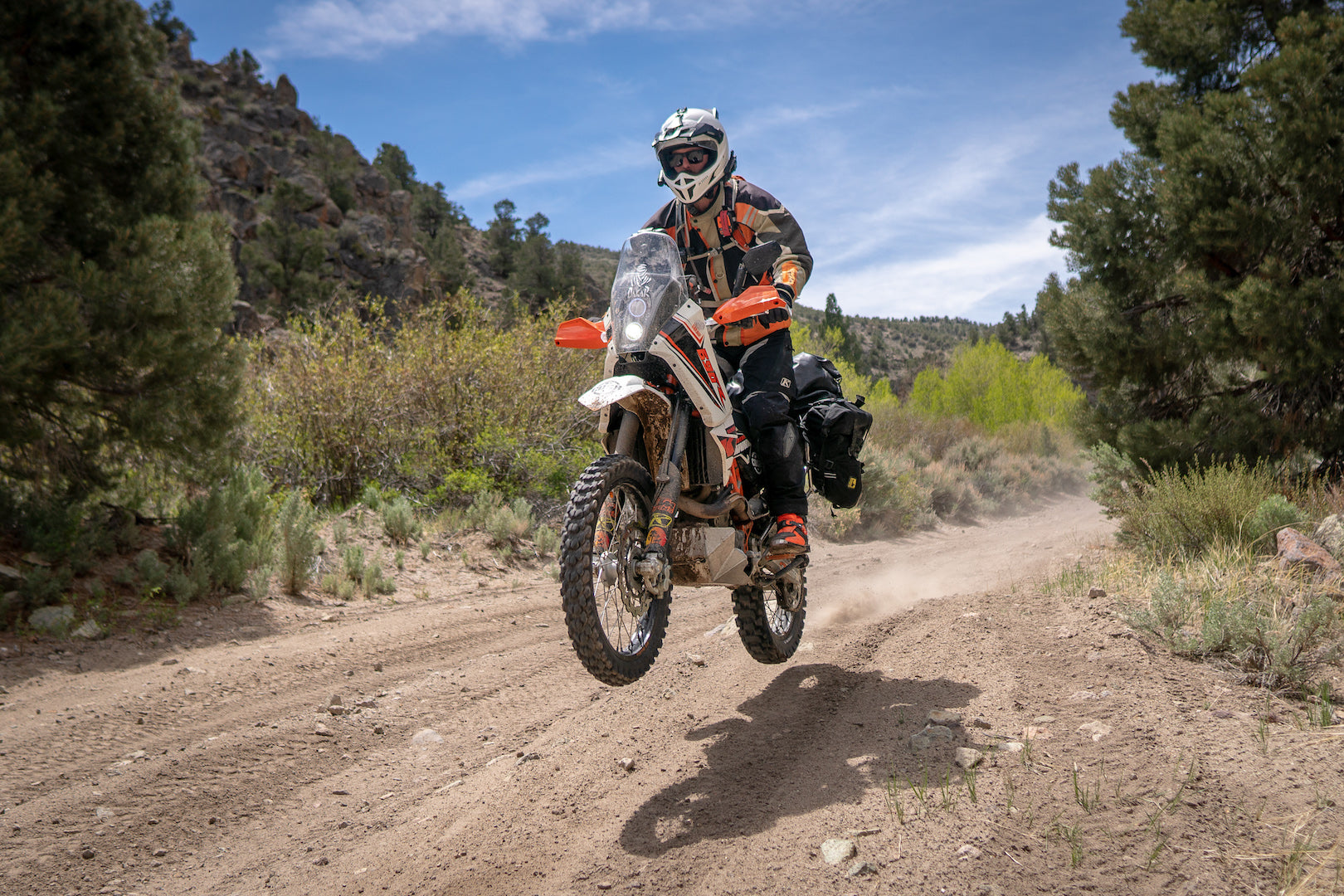 The Ride of my Life aboard my KTM 690 Enduro R (Part II)