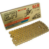 DID 520 ERV3 Gold on Gold Racing Chain