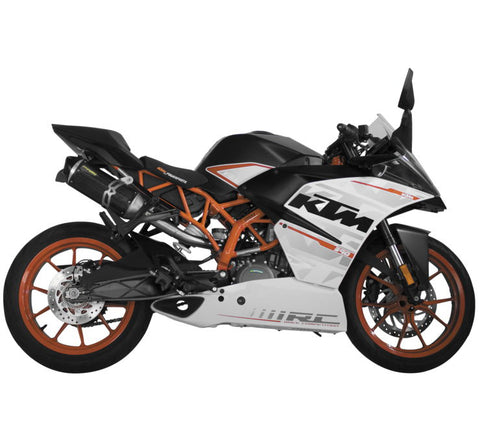 Two Brothers Racing Slip-On System for KTM RC390 2014-2016