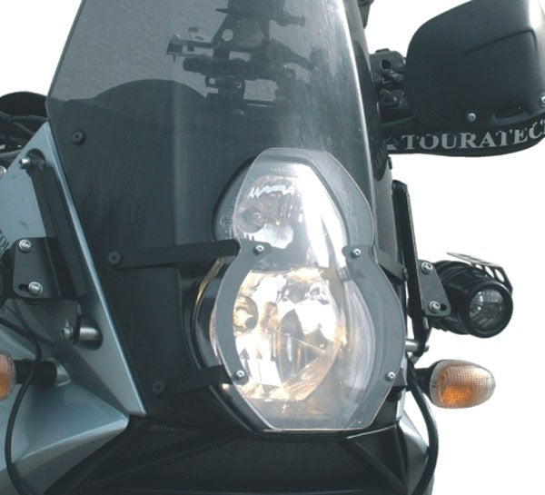 Touratech Clear Headlight Protection KTM 950/990 ADV LC8