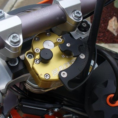 Scotts Submount Cable Guide - KTM Twins