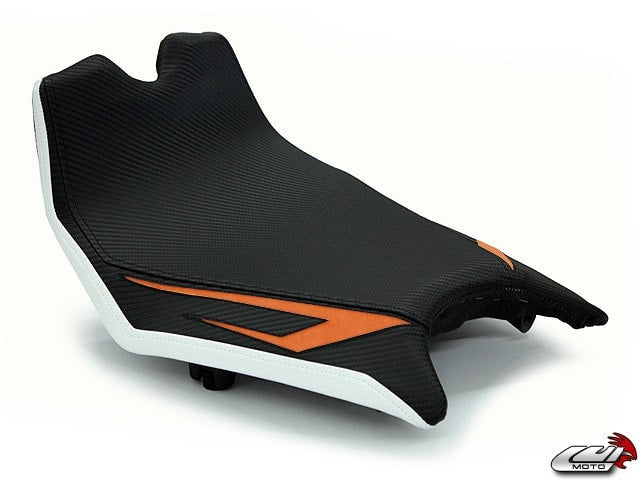 Luimoto Type II Seat Covers KTM RC8 2008-2015 - KTM Twins