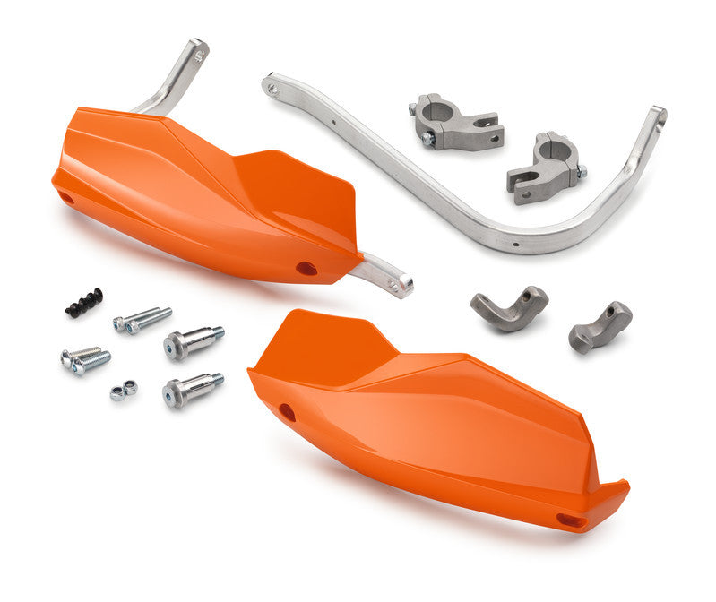 KTM Aluminum Handguards KTM All MX/690/Duke/Enduro R/SMC 2007-2017 - KTM Twins