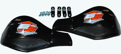 Enduro Engineering Plastic Outer Mount Roost Deflectors - KTM Twins