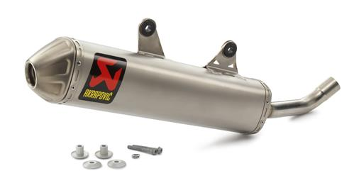 "KTM Akrapovic ""Slip-on Line"" 250/300 SX/XC 2019-2020"