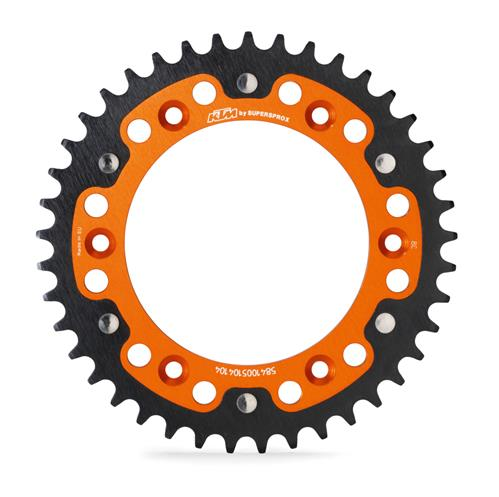 KTM Supersprox Stealth Rear Sprocket 41T MX/Enduro/LC4/Duke/Supermoto/ SMC/R 2000-2021