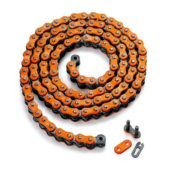 KTM Orange 520 Z-Ring MX Chain 5031080011804