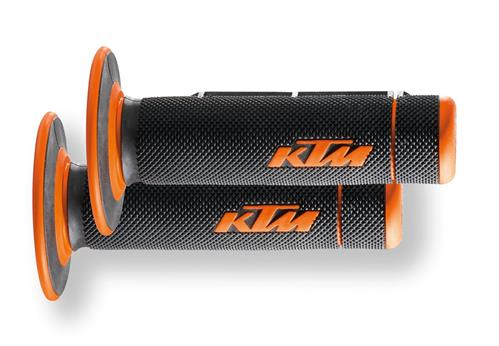 KTM 2k Grip Set (Closed End) MX/Enduro/690/950/990 2003-2021