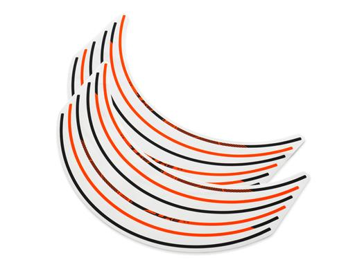 KTM Wheel Rim Sticker Kit 390/690/790/890/1290 RC/Duke/Enduro R/SMC R/SD R/GT 2014-2020