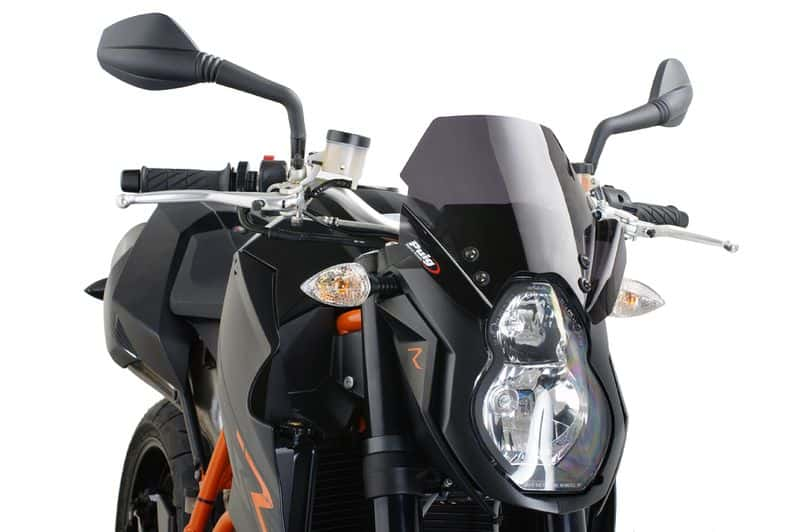 Puig Naked New Generation Sport Windscreen KTM 990 Superduke/R 2007-2013