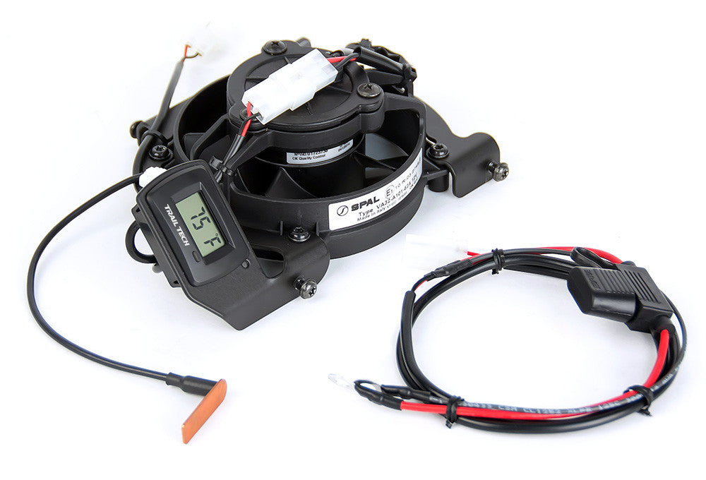 Trail Tech Digital Fan Kit KTM MX/Enduro 2003-2007