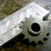 KTM 17T Countershaft Sprocket 60033029017 - KTM Twins