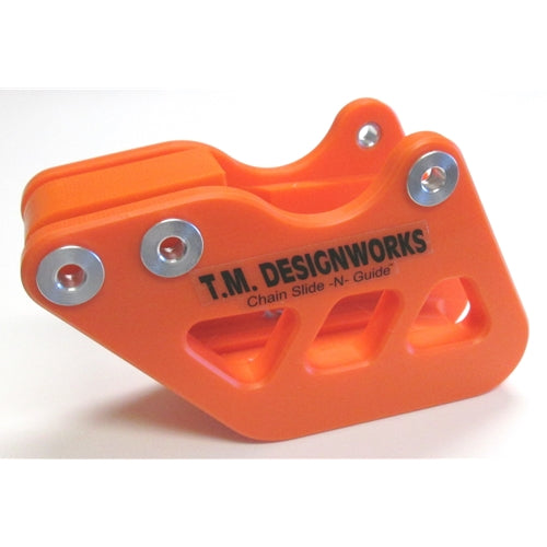 TM Designworks Factory Edition 1 Rear Chain Guide KTM MX/Enduro 1997-2007