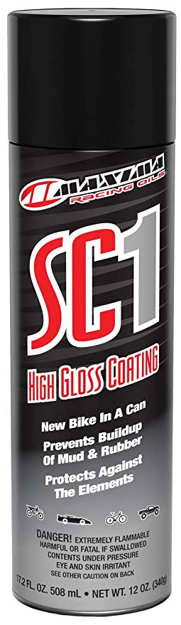 Maxima SC1 Silicon Cleaner Conditioner