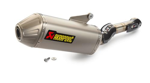 KTM Akrapovic Slip-on Line Exhaust 790 Adventure/R 2019-2020