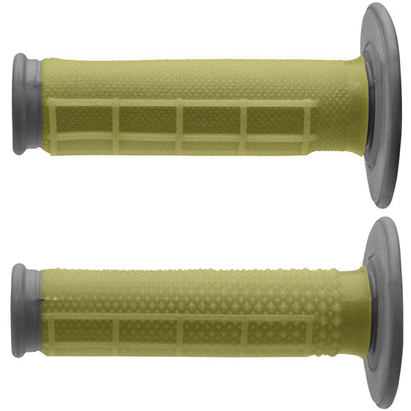 Renthal Dual Compound Grips With Kevlar Brand Resin