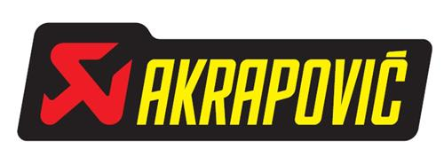 KTM Akrapovič Sticker