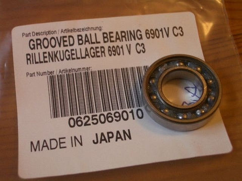 GROOVED BALL BEARING 0625069010