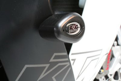 R&G Replacement Crash Protector- Aero Style KTM RC8 2008-2014 - KTM Twins