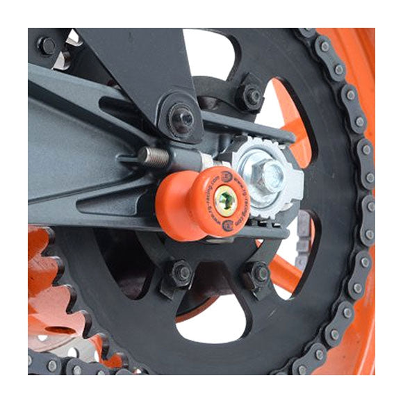 R&G Cotton Reels KTM RC 125/200/390 2014-2018