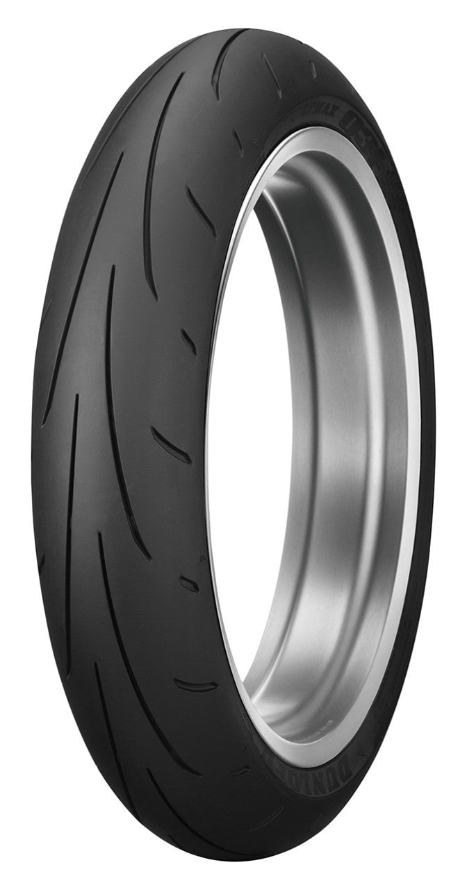 Dunlop Sportmax Q3+ Hypersport Rear Tire 160/180/190ZR-17