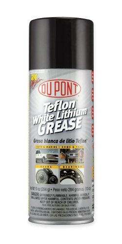 Dupont White Lithium Grease