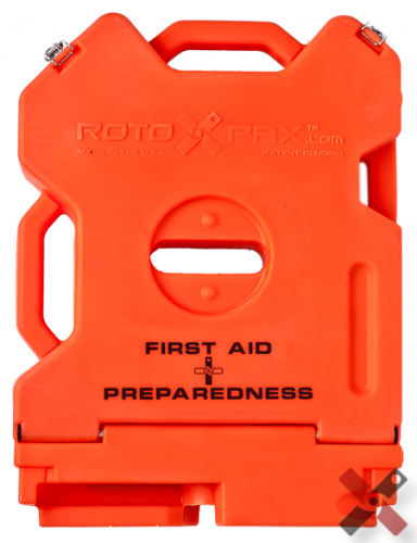 Rotopax First Aid Preparedness Pack