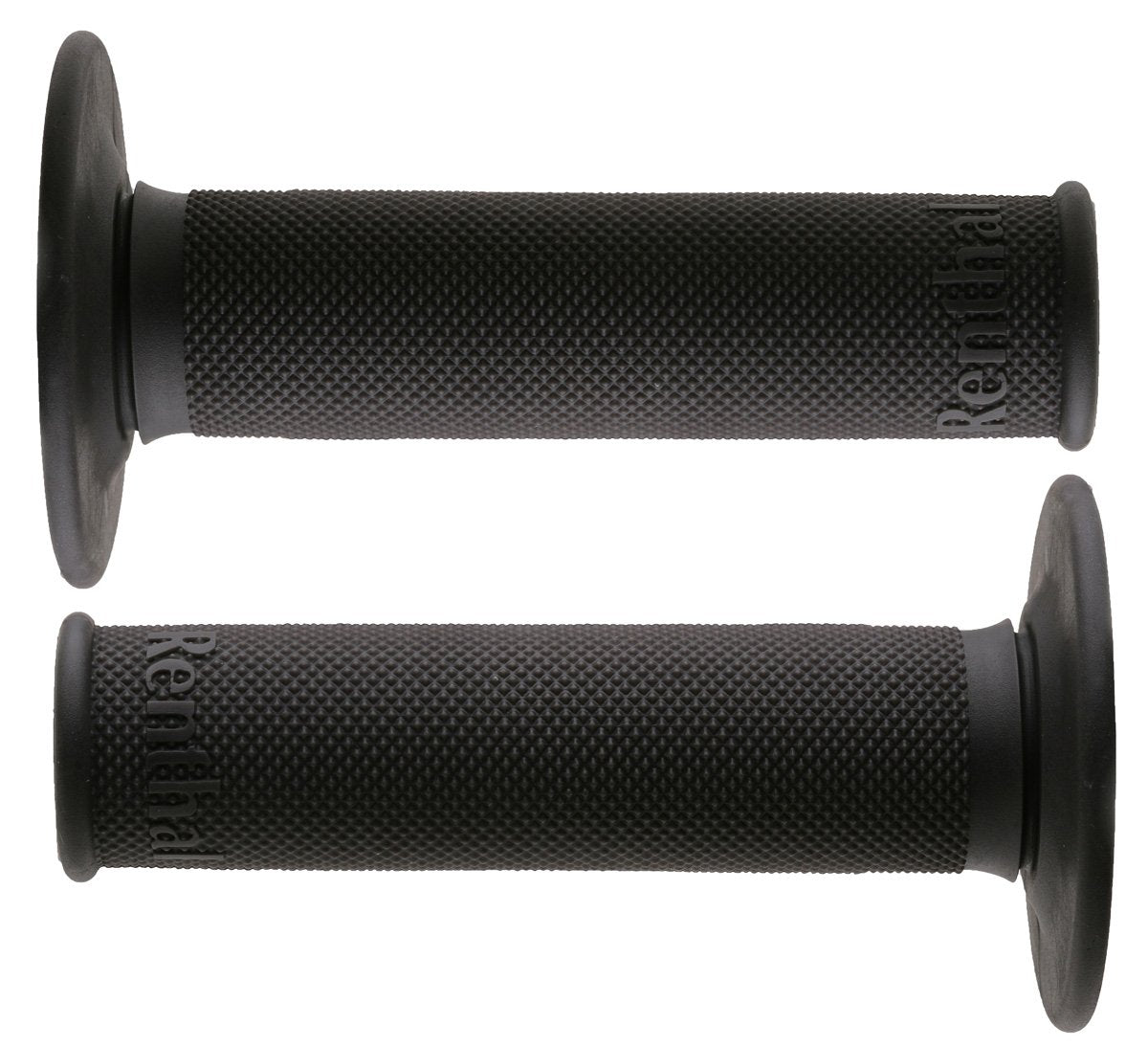 Renthal Full Diamond MX Grips (Black)