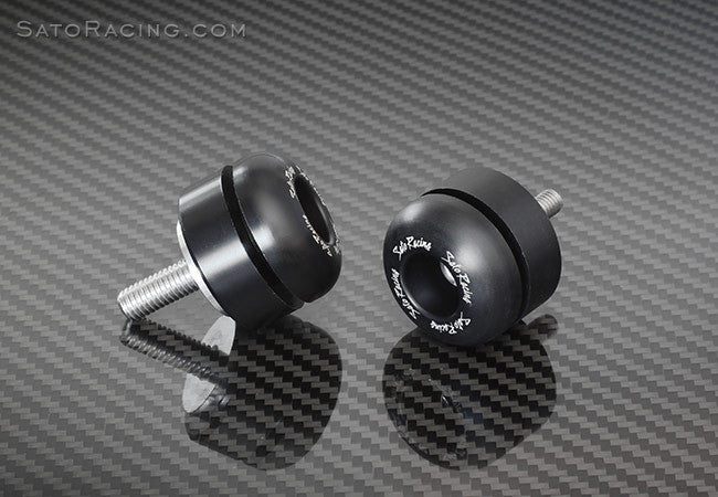 SATO RACING Front Axle Sliders for KTM RC390/390 Duke - KTM Twins