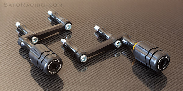 Sato Racing Frame Sliders KTM RC8/RC8R All Years