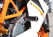 Sato Racing Frame Sliders KTM RC390 2015-Up - KTM Twins
