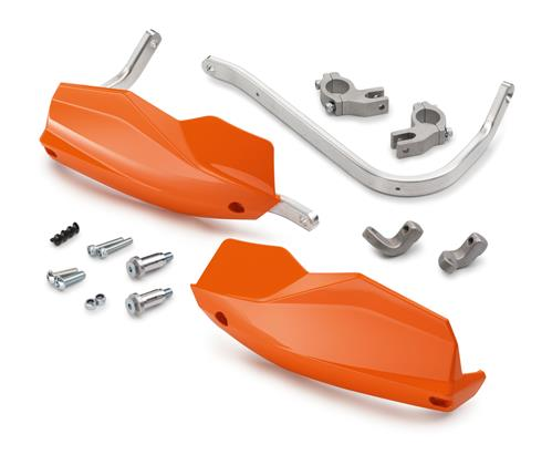 KTM Handguard Kit (Orange/Black/White) 790/890 Adventure/R 2019-2021