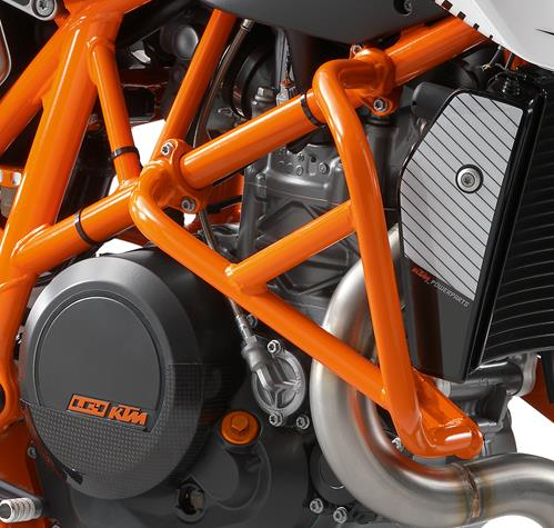 KTM Orange Crash Bar-7601296804404