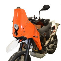 Rally Raid EVO2 Adventure Fairing Kit KTM 690 Enduro Models 2008-Onward - KTM Twins
