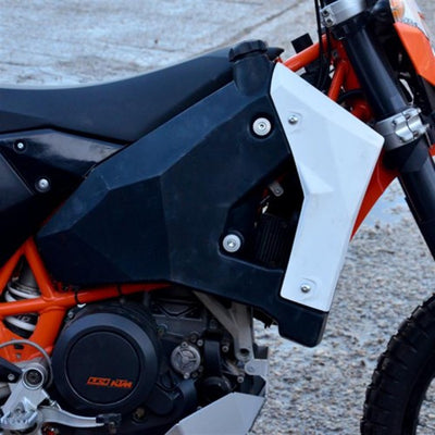 Rally Raid EVO 2 Fuel Tank Kit- KTM 690 Enduro R 2014-2017 - KTM Twins