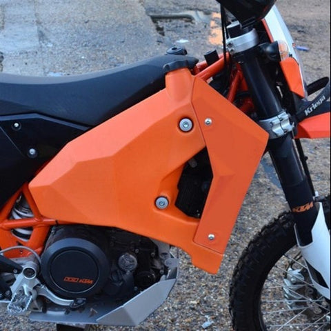 rally raid evo 2 fuel tank kit- ktm 690 enduro r 2014-2017 – ktm twins