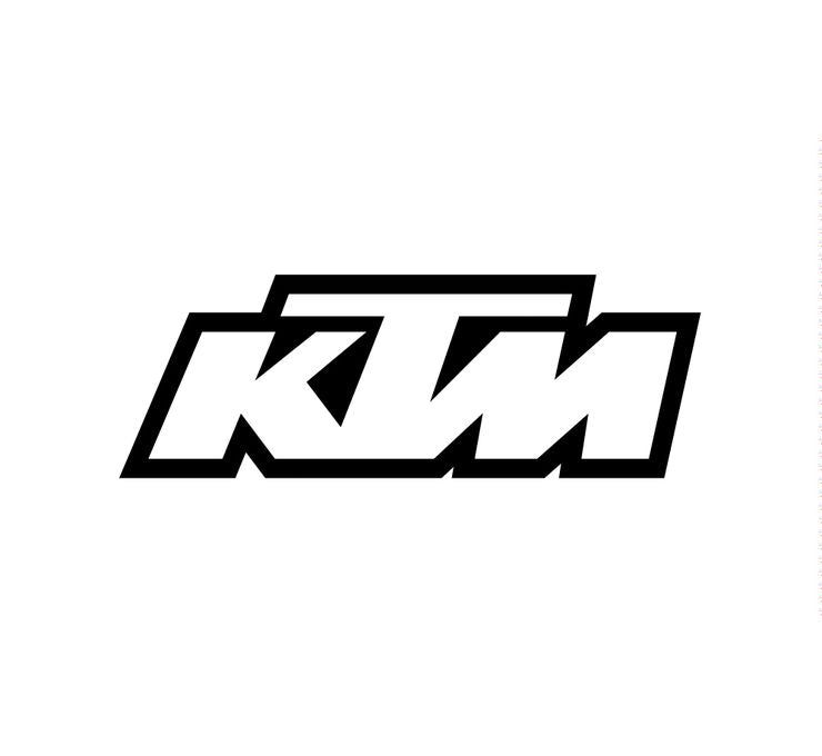 Factory Effex KTM Logo Stickers