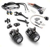 KTM Auxiliary LED Light Kit KTM 1050/1090/1190/1290 Super ADV/ADV/R/T 2013-2017 - KTM Twins