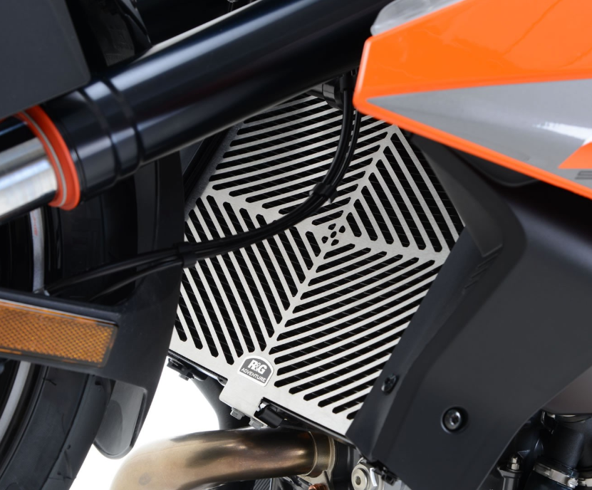 R&G Stainless Steel Radiator Guard KTM 1290 SD R/SD GT 2014-2017