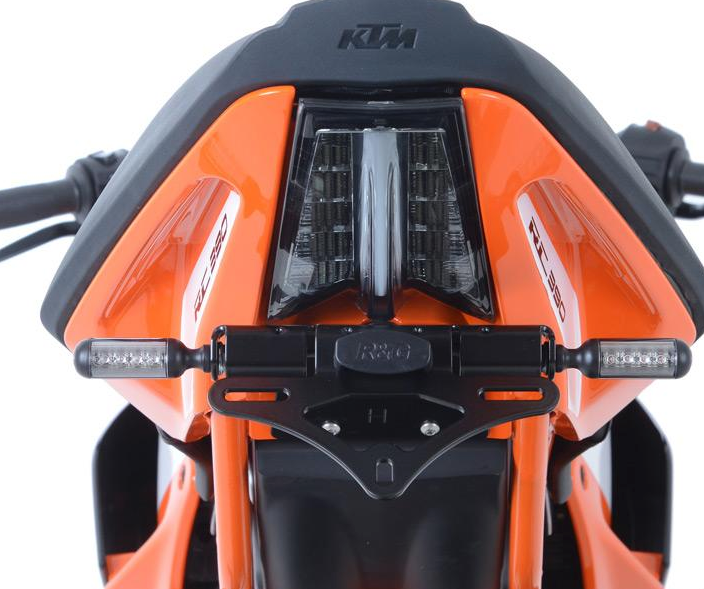 Tail Tidy for KTM RC 125/200/390 '14- models