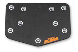 KTM License Plate Holder KTM MX/ADV/Super ADV/Super Duke//Duke/RC 2007-2017 - KTM Twins