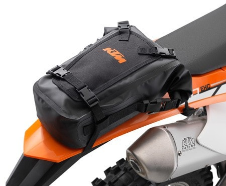 KTM UNIVERSAL WATER PROOF REAR BAG EXC XC SX SXF SXS EXC