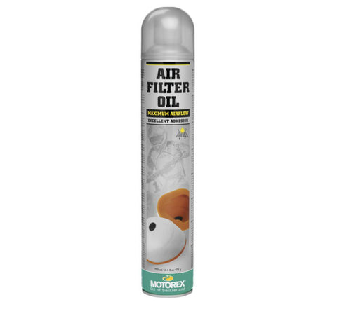 Motorex Air Filter Oil Spray 655