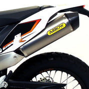 Arrow  Exhaust Silencer KTM 690 Enduro/SMC 2008+ - KTM Twins