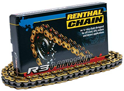 Renthal R3-2 520 O-Ring Chain 120 Link