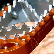 CJ Designs KTM Footpeg Extensions