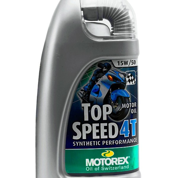 Motorex KTM TOP SPEED 4T Engine Oil 15/50W