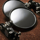 CPR Rottweiler Performance Quick Flip Mirror Mounts - KTM Twins